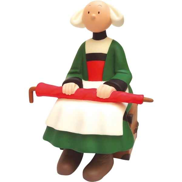 Figurine tirelire Becassine -80004
