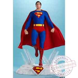 Superman statuette 1/3 cinemaquette christopher reeve as superman 74 cm Toynami -tona8240