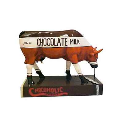 Cow Parade -Kansas City 2001, Artiste Judy K. Tuckness - Chocoholic-46139