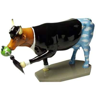 Video Cow Parade -Kansas City 2001, Artiste Linda Jayne Schmer - Moogritte-46160