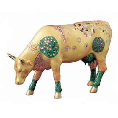 Cow Parade -Manchester 2004, Artiste Annabel Church Smith - Klimt Cow-47350