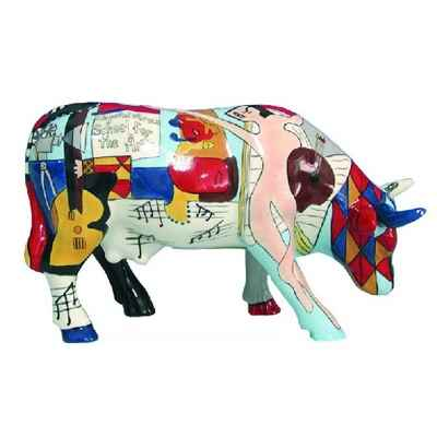 Cow Parade -Harrisburg 2004, Artiste Allison Mushalko - Picowso\\\'s School for the Arts-41289